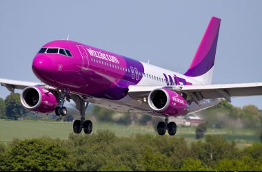 WizzAir Cluj a introdus o destinatie internationala spre Dubai