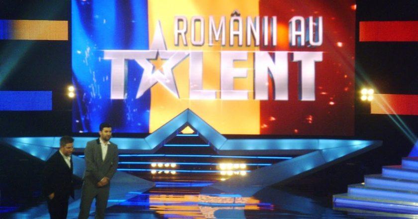 "Caravana ""Romanii au talent"" a ajuns la Cluj-Napoca"