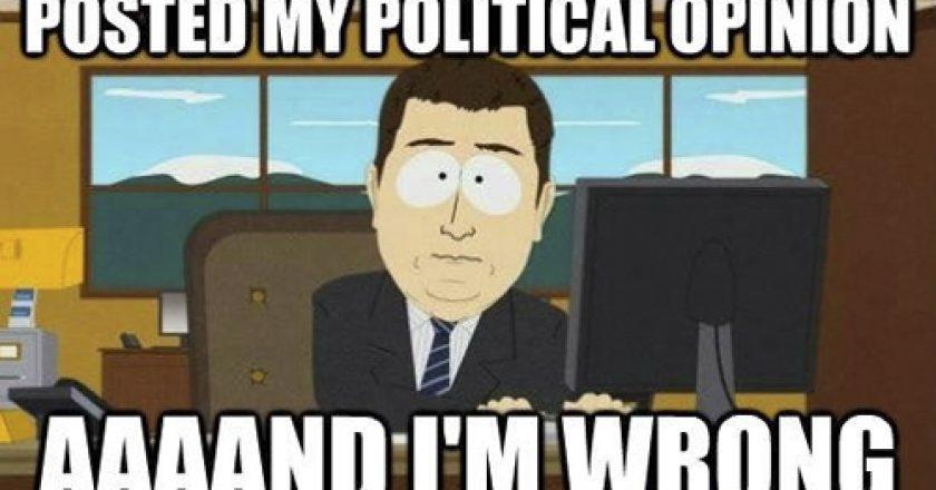 romanilor le place sa vorbeasca politica