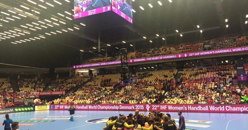 romania medalie bronz campionatul mondial de handbal Danemarca