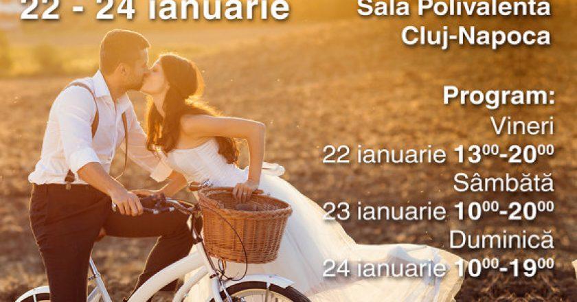 Sala Polivalentă va fi, în acest weekend, gazda târgului Transilvania Wedding Fair