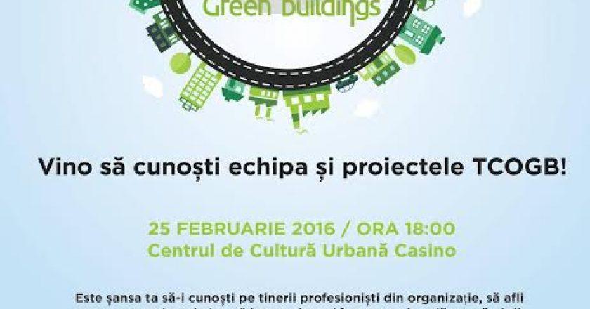 studenţii cluj green buildings