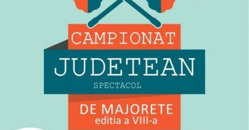 Spectacol Judetean de Majorete