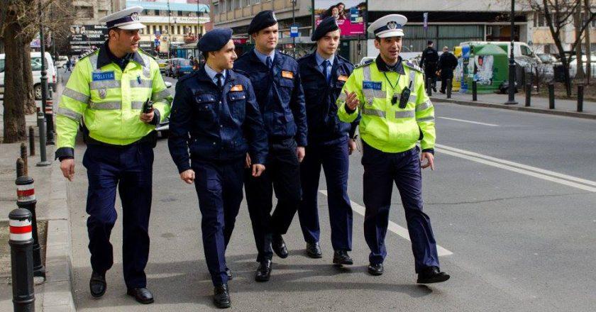 admitere politie cluj