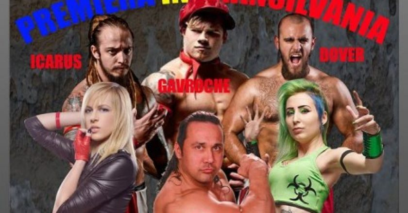 Romanian Pro Wrestling