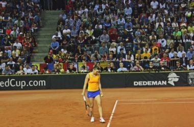 FedCup Simona Halep