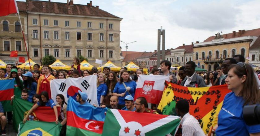 Promenada Multiculturalității