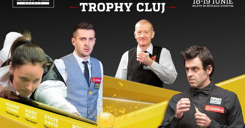 Snooker Titans Trophy