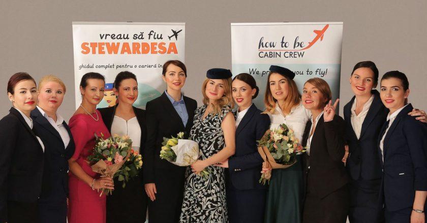 Vreau să fiu Stewardesă