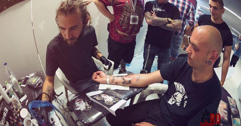 Internaţional Tattoo Expo Cluj-Napoca