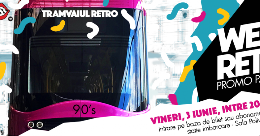 Retro Party În Tramvai