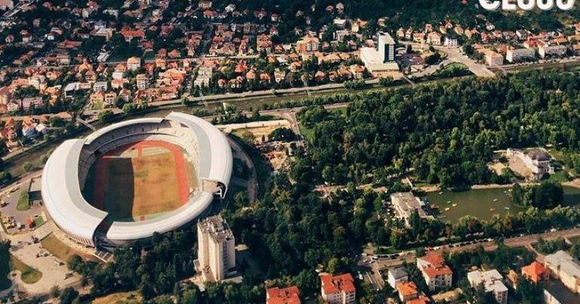 Campionatele Internaționale de Atletism ale României se desfăşoară la Cluj-Napoca