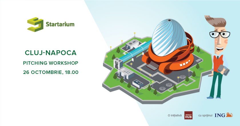 Startarium Pitching Workshop