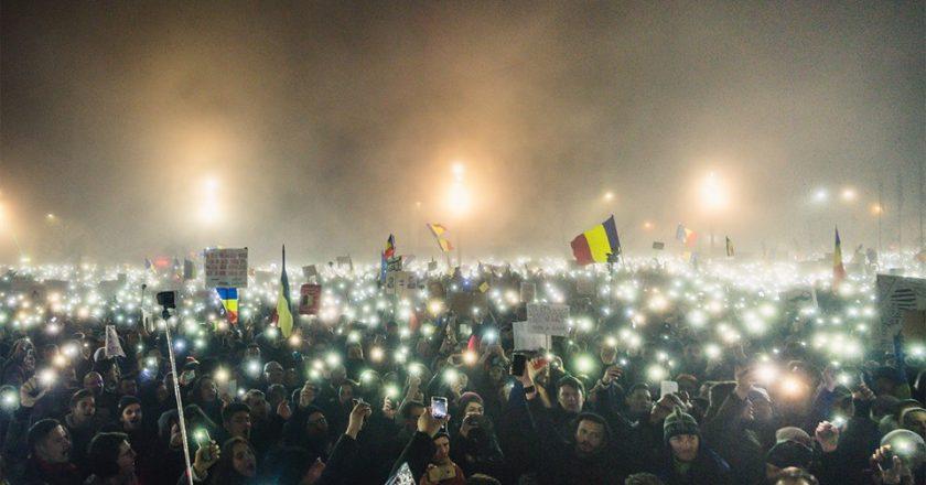 Protest în această seară în Cluj-Napoca