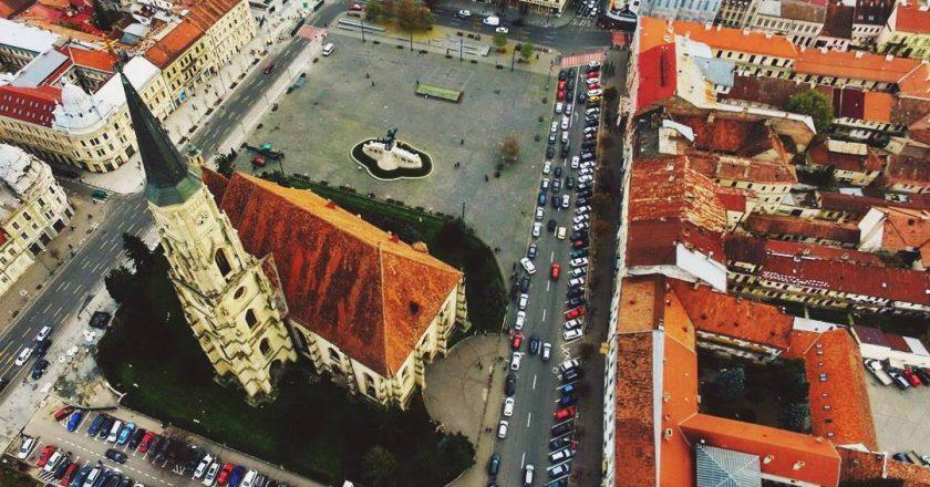 Turnul Bisericii Sfântul Mihail va fi deschis publicului