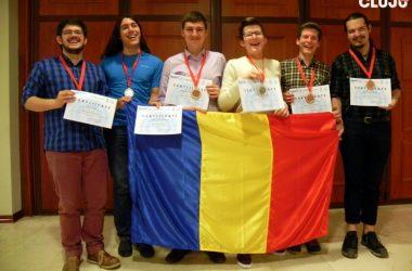 medalii student universitatea tehnica cluj olimpiada matematica