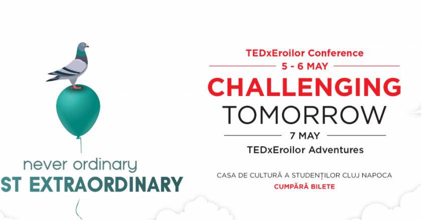TEDxEroilor - Challenging Tomorrow