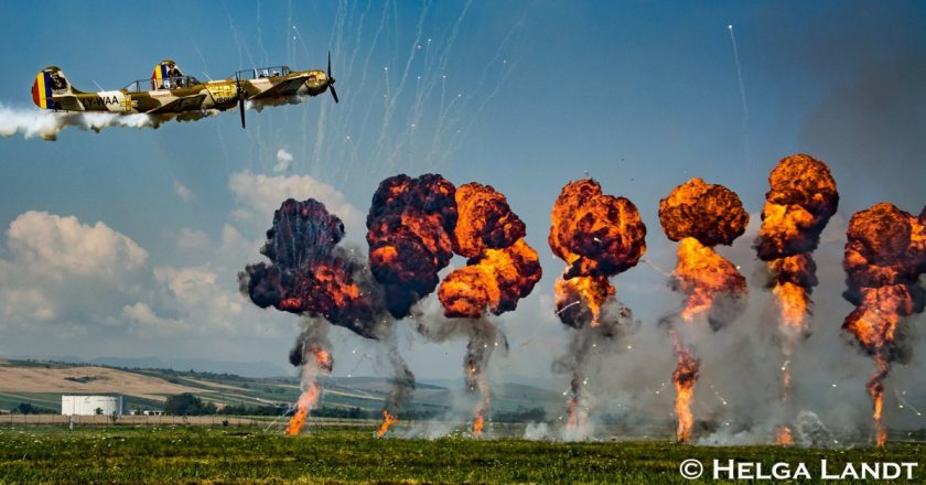 campia turzii airshow