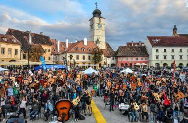 """ARTmania Festival a fost desemnat cel mai bun festival european din 2018 la categoria """"Best Small Festival"""""""