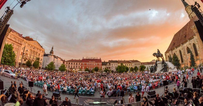 Opera Aperta își va cuceri publicul din Cluj cu o nouă ediție de excepție, în aer liber