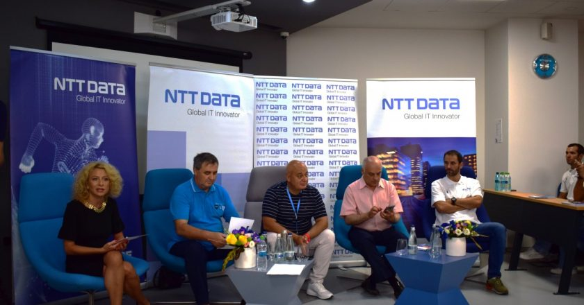 u ntt data cluj