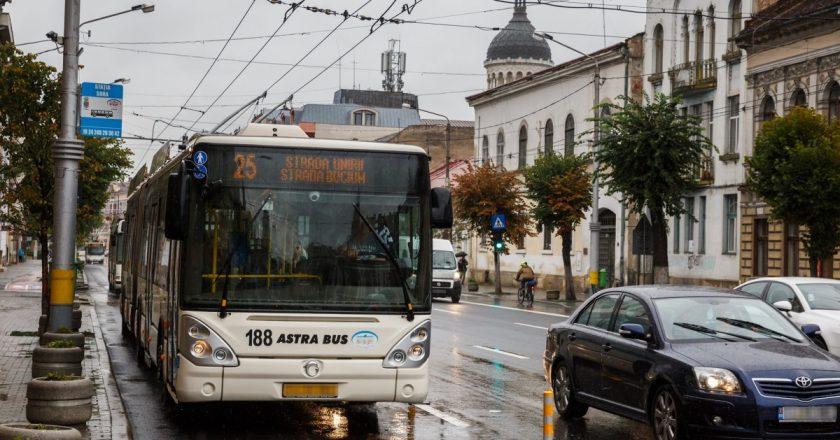 benzi dedicate autobuze cluj