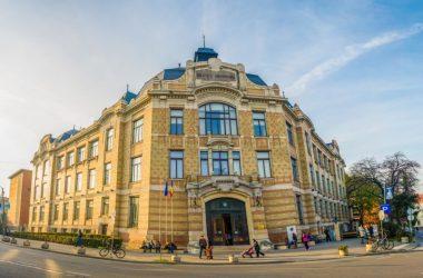 """Colecția de aur a Bibliotecii """"Lucian Blaga"""" din Cluj-Napoca"""