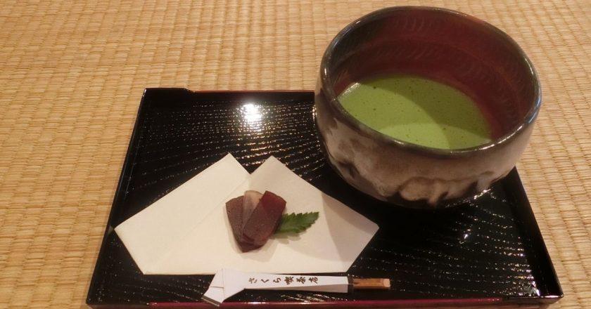 ceai japonez