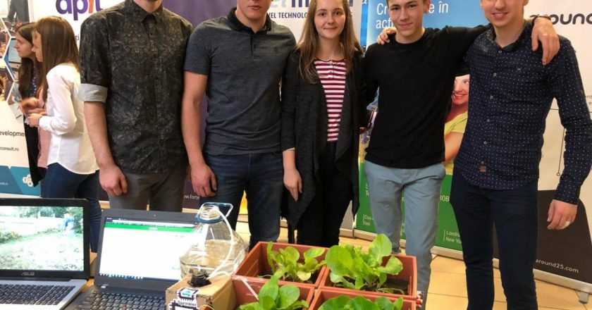 elevii din cluj au creat aplicatii inovatoare