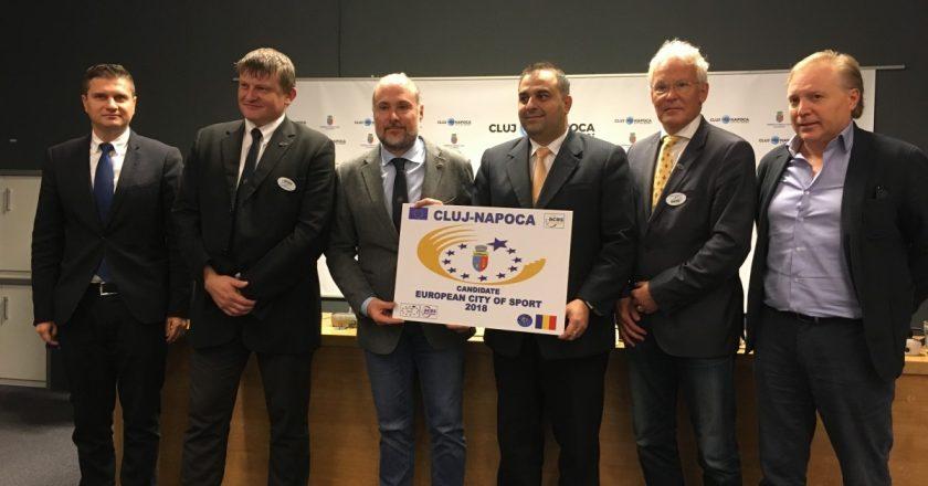 cluj oras european al sportului