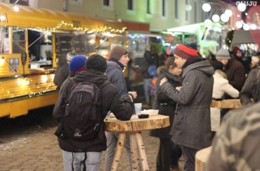Street FOOD Festival Craciun