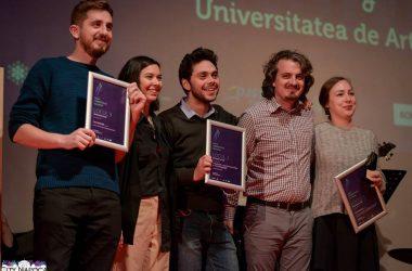 Câştigătorii primei ediții ai Galei Tineretului Clujean