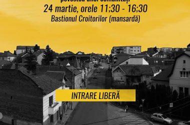 """Expoziția audio-foto """"Istoria Trăită - Povestea unei comunități"""""""