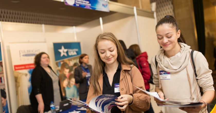 Cel mai mare târg internațional de universități din Europa de Sud-Est are loc la Cluj-Napoca