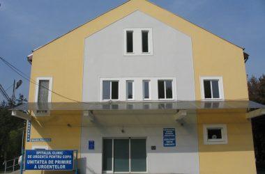 modernizare upu spital copii cluj