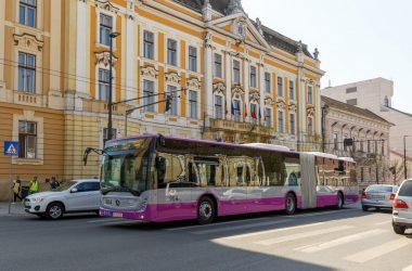 Biletele și abonamentele la transportul în comun din Cluj-Napoca se vor scumpi