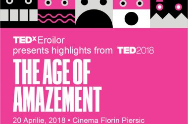 tedxeroilor ted 2018