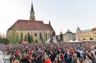 The Motans, Antonia, Voltaj, Compact vor concerta vineri la Zilele Clujului | Programul complet