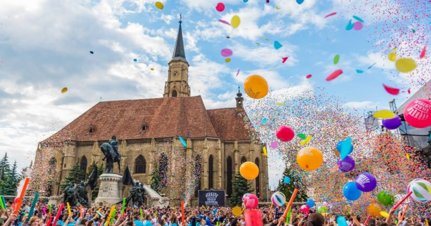 Ce poţi să faci astăzi (sâmbătă) la Zilele Clujului | Program complet