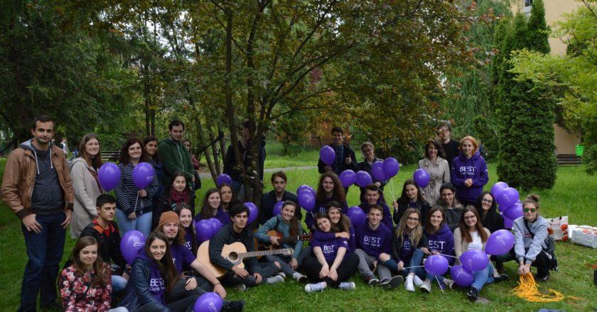 Anul acesta BEST Cluj-Napoca împlinește 23 de ani de la înființare