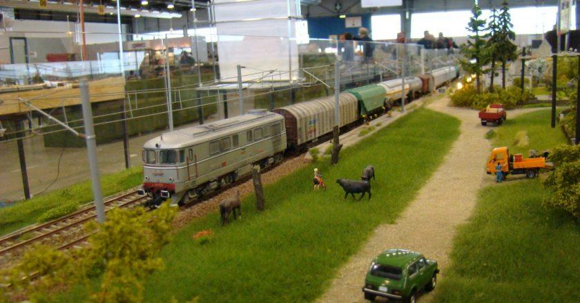 Expoziţie inedită la Cluj: machete feroviare