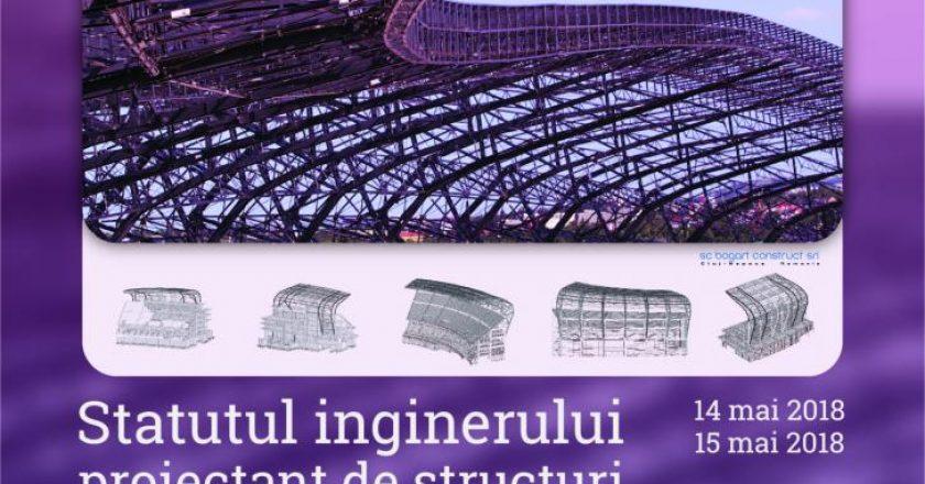 Conferință Națională a Asociației Constructorilor Proiectanți de Structuri (AICPS)