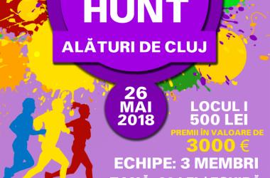 SEMA a dat startul înscrierilor celui mai mare Treasure Hunt din Cluj-Napoca