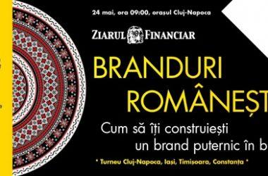 Conferința ZF Branduri Românești la Cluj-Napoca