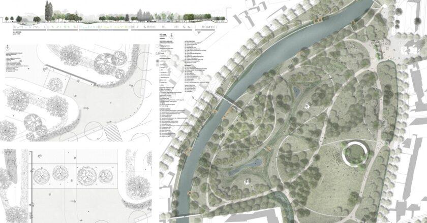Parcul Feroviarilor din Cluj-Napoca va fi reamenajat | A fost desemnată echipa câştigătoare a concursului internațional de soluții
