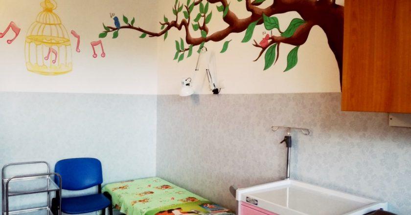 Un etaj al Clinicii Pediatrie III din Cluj a fost renovat de Rotaract Cluj-Napoca Visio şi Beard Brothers