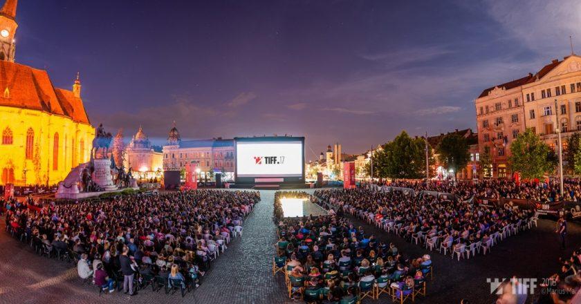Peste 135.000 de participanți, în acest an, la Festivalul Internațional de Film Transilvania
