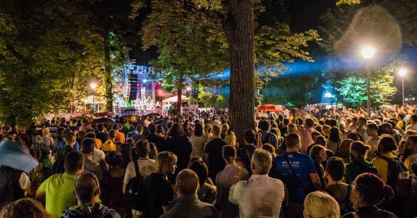 CLUJ | Festivalul Jazz in the Park continuă cu șase zile pline de activități și concerte, desfășurate în mai multe locuri din oraș