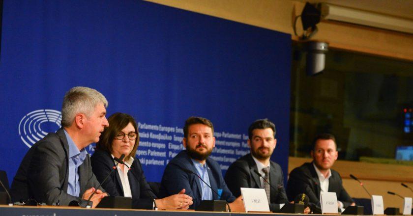 UNTOLD a devenit primul festival partener al Parlamentului European