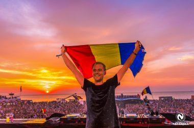 Peste 58.000 de oameni prezenţi în a treia zi de NEVERSEA | Armin van Buuren a mixat 5 ore, până la răsăritul soarelui